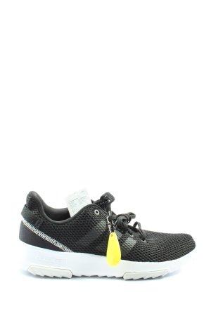 Adidas Zapatos de patinador negro look casual