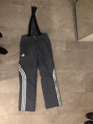 Adidas Thermal Trousers dark grey