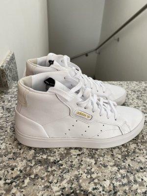 Adidas Wysokie trampki biały