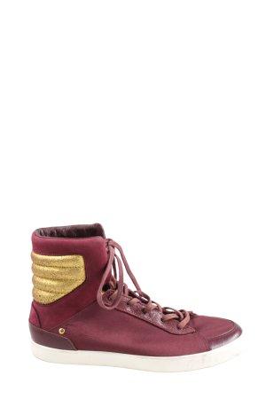 Adidas SLVR High Top Sneaker