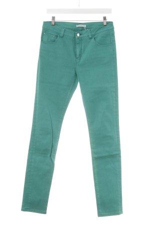 Adidas SLVR Pantalon taille basse vert style décontracté