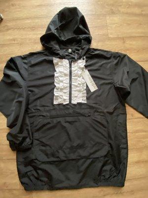Adidas SLVR Windjack zwart-wit