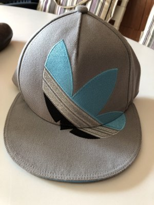 Adidas Baseball Cap light grey-azure