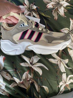 Adidas Sznurowane trampki Wielokolorowy
