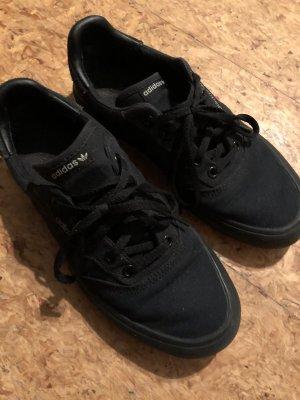 Adidas Zapatos de patinador negro