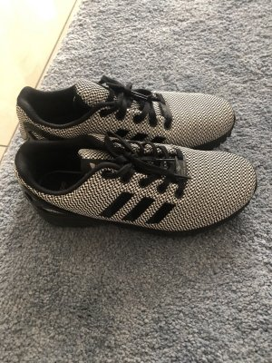 Adidas Lace-Up Sneaker black-grey