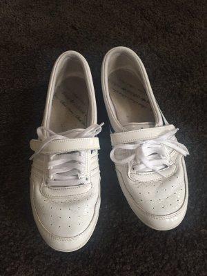 Adidas Slip-on Sneakers white-blue