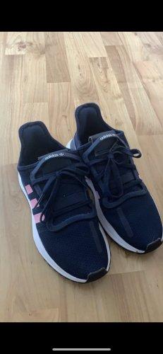 Adidas Sneaker slip-on rosa-blu scuro