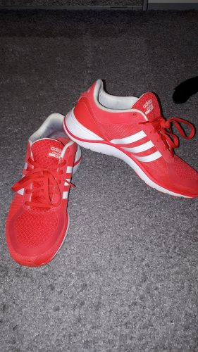 Adidas NEO Sneakers wit-roze