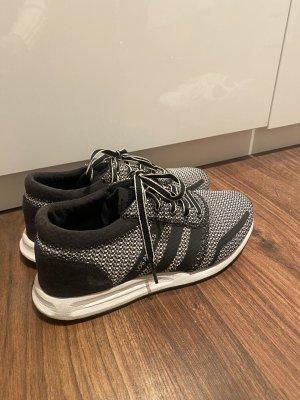 Adidas Originals Sneaker stringata grigio scuro-blu scuro