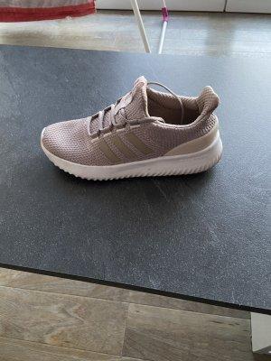 Adidas Basket à lacet beige