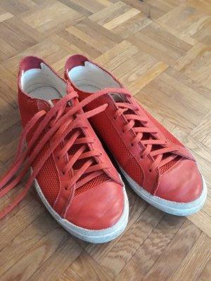 Adidas Originals Sznurowane trampki ceglasty-biały