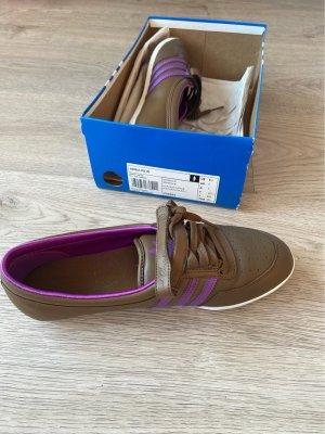 Adidas Sneaker slip-on marrone-lilla