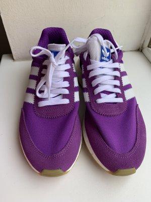 Adidas Sneaker in Lila Größe 39