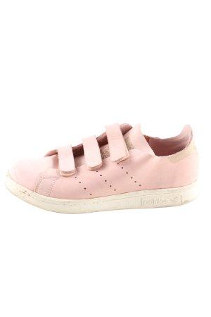 Adidas Sneaker Klettverschluss pink Casual-Look