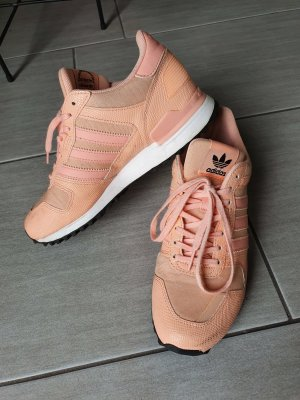 adidas Sneaker Lachs/Rose pastell farbe gr.37