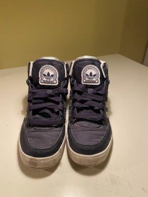 Adidas Sneaker lila Gr 38