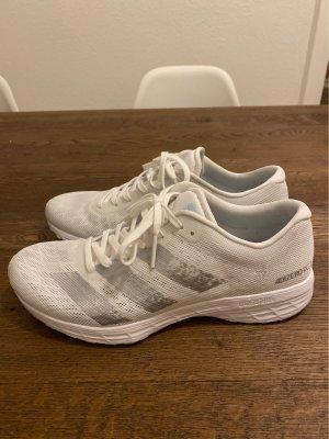 Adidas Sneaker stringata bianco-grigio chiaro