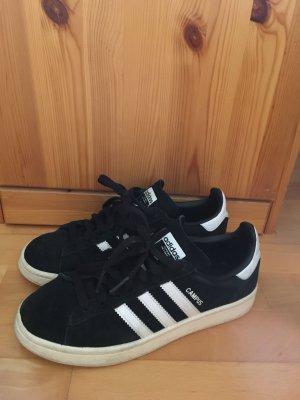 Adidas Originals Buty skaterskie czarny-biały