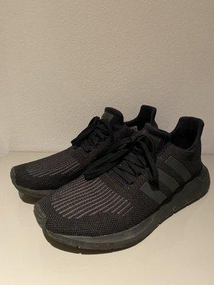 Adidas sneakers Herren, schwarz - Größe 44 2/3