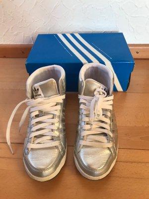 Adidas Sneakers Silber