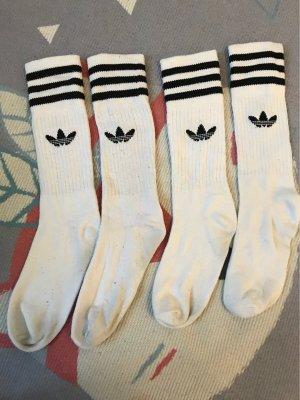Adidas Tenue pour la maison blanc-noir