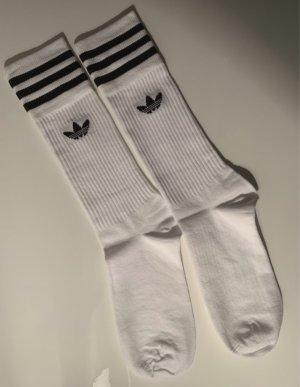 Adidas Puño blanco-negro