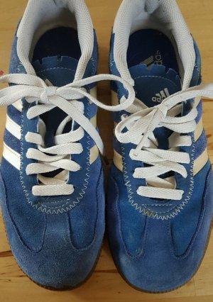adidas Spezial, Sneaker, 40, blau, Handball, neuwertig