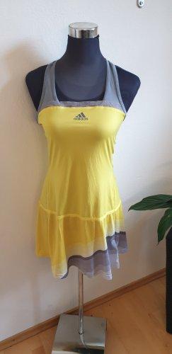 Adidas Débardeur de sport jaune