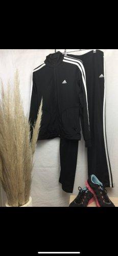 Adidas Sport Anzug Gr 40 Jogginganzug Sport Hose Sweater Jacht