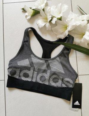 Adidas Soutien-gorge noir-gris