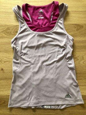 Adidas Débardeur de sport mauve-violet