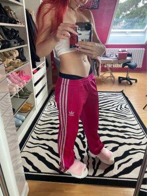 Adidas Pantalon de sport rose