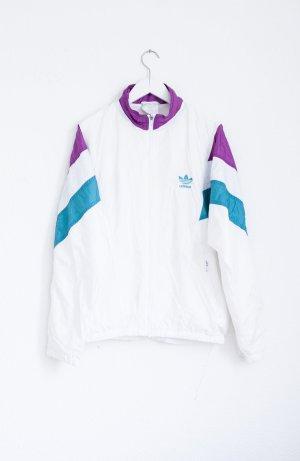 Adidas sport Jacke True Vintage Oversize Trainigsjacke