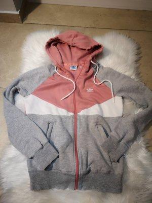 Adidas Sport Pullover Hoodie Rosé Gr XS Kapuzenpullover