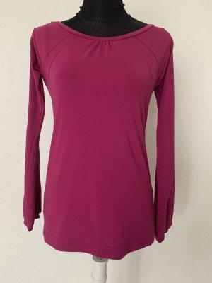 Adidas T-shirt fioletowy