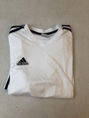 Adidas Shirt basique blanc-noir