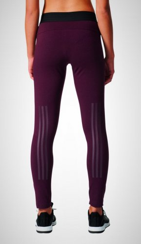 Adidas Sport Tights in Pink