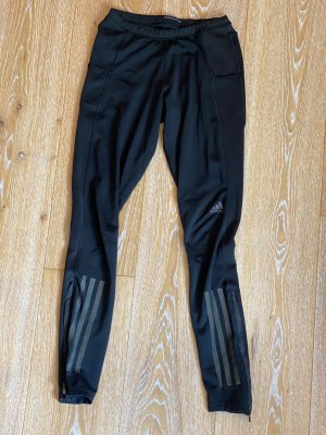 Adidas Sport Tights mit Reißverschluss am Knöchel