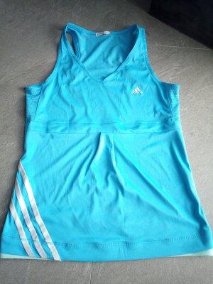 Adidas Sportshirt blauw