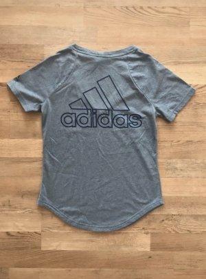 Adidas Koszulka sportowa błękitny