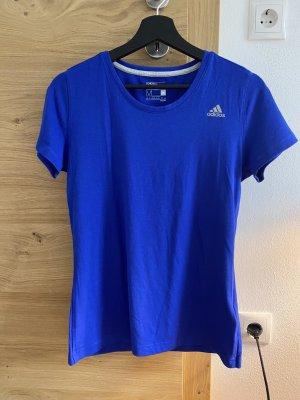 Adidas Maglietta sport blu