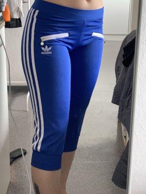 Adidas Pantalone da ginnastica blu