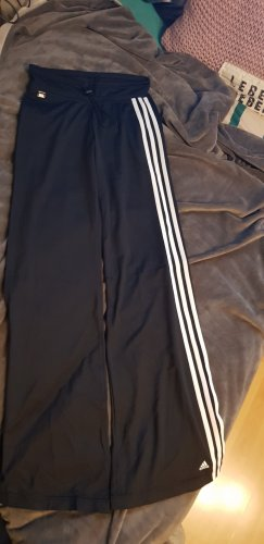 Adidas Originals Sportbroek wit-zwart