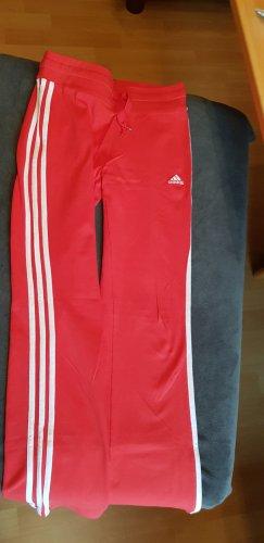 Adidas Originals pantalonera blanco-rojo claro