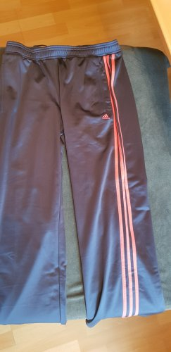 Adidas Originals Sportbroek antraciet-lichtrood