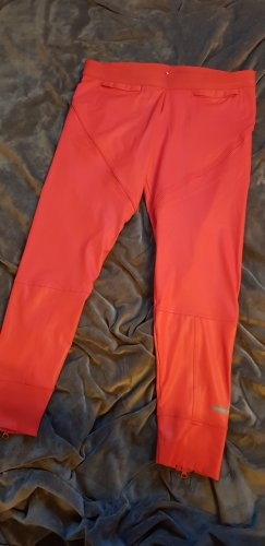 Adidas by Stella McCartney Pantalon de sport rouge fluo
