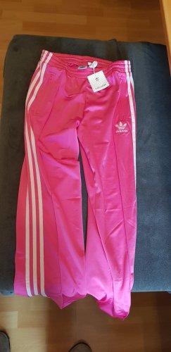 Adidas NEO Pantalon de sport rose fluo