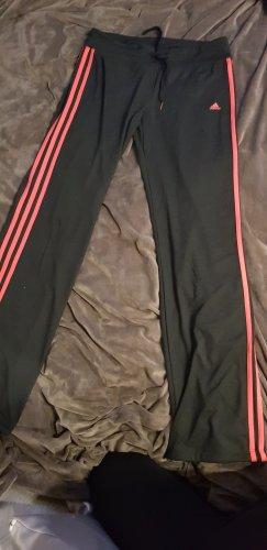 Adidas Originals pantalonera negro-rojo claro