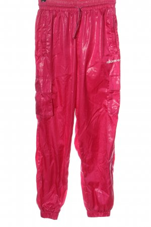 Adidas Trackies pink simple style